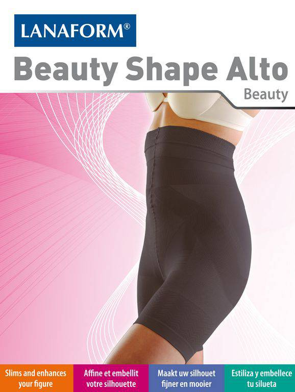 Postavu tvarovacie legíny Lanaform Beauty Shape Alto : Black